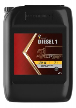 RN 20L Diesel 1 15W-40