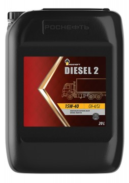 RN 20L Diesel 2 15W-40