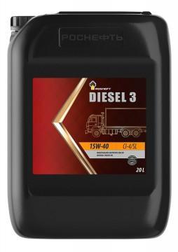 RN 20L Diesel 3 15W-40