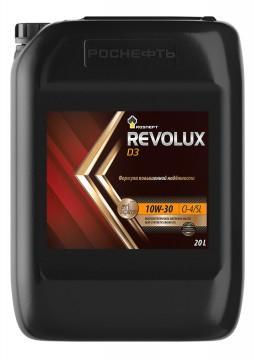 RN 20L_Revolux D3 10W-30